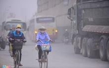 Ô nhiễm tại Hà Nội và TP.HCM liên tục vượt ngưỡng.