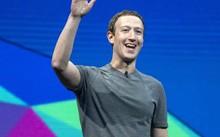 Đồng sáng lập kiêm CEO Facebook - Mark Zuckerberg. Ảnh: AFP