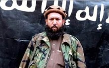 Abdul Hasib, thủ lĩnh IS. Ảnh: Afghanistan National Directorate