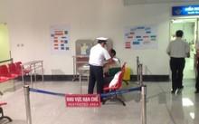 Một khu vực hạn chế tại sân bay Tân Sơn Nhất.