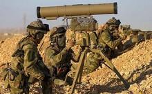 Một khẩu đội ATGM của lực lượng SSO tại Syria. Ảnh: KP.ru.