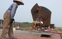 Cty TNHH Đại Nguyên Dương (Nam Định) đóng 11 tàu vỏ thép theo Nghị định 67.