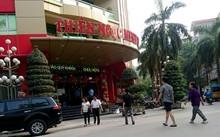 Nhiều người đến trụ sở của Thiên Ngọc Minh Uy để xin chấm dứt hợp đồng.