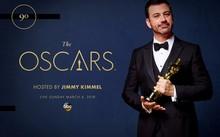 Jimmy Kimmel tiếp tục là người dẫn dắt cho lễ trao giải thưởng điện ảnh Oscar lần thứ 90. Ảnh: ABC.