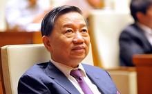 Thượng tướng Tô Lâm, Bộ trưởng Bộ Công an