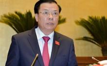 Bộ trưởng Tài chính Đinh Tiến Dũng cho biết, bội chi ngân sách năm 2015 là 6,28% GDP thực hiện, tăng hơn so với số được giao.