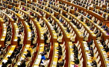 Kỳ họp thứ 3 Quốc hội khoá 14 sẽ làm việc trong gần một tháng.