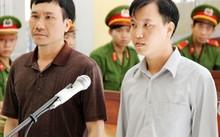 Hai cựu điều tra viên ra tòa trong vụ án oan ở huyện Trần Đề, tỉnh Sóc Trăng.