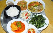 Bữa cơm của người Việt vẫn thiếu vi chất dinh dưỡng. Ảnh: minh họa