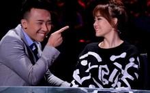 """Tranh cãi khi Hari Won ngồi ghế nóng """"Biến hóa hoàn hảo""""."""