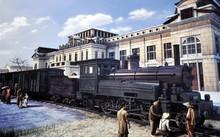 Luật đường sắt