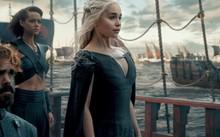 """""""Mẹ rồng"""" Daenerys vượt biển trở về Thất đại Đô Thành."""