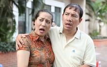 Quang Thắng và Thu Huyền đóng cặp trong phim mới.