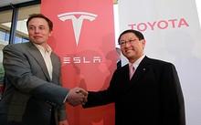 Toyota chấm dứt quan hệ đối tác để trở thành đối thủ của Tesla