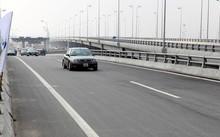 Đường cao tốc Cầu Giẽ - Ninh Bình, một trong những đoạn cao tốc Bắc - Nam phía Đông đã hoàn thành
