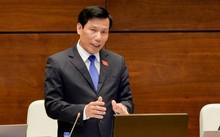Bộ trưởng Văn hóa Nguyễn Ngọc Thiện. Ảnh: Quochoi