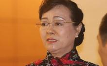 Phó bí thư Thành uỷ TP HCM Nguyễn Thị Quyết Tâm.