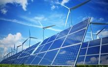 Năng lượng mặt trời đánh dấu sự phát triển trong lĩnh vực năng lượng sạch tại Việt Nam.