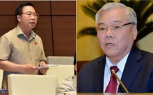 ĐB Lưu Bình Nhưỡng và Tổng Thanh tra Chính phủ Phan Văn Sáu