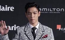 Nam ca sỹ T.O.P của ban nhạc đình đám Hàn Quốc Big Bang. (Nguồn: Getty Images)