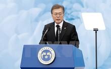 Tổng thống Hàn Quốc Moon Jae-in. (Nguồn: EPA/TTXVN)