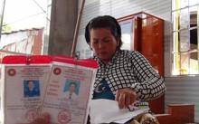 Bà Trần Thi Lo đang rầu vì chưa rút được vốn đã đầu tư vào cho đa cấp Thiên Ngọc Minh Uy trong khi xây nhà mới lại phải vay nóng bên ngoài