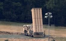 Hệ thống phòng thủ tên lửa tầm cao giai đoạn cuối (THAAD) của Mỹ được triển khai tại Seongju, Hàn Quốc ngày 30/5. (Nguồn: EPA/TTXVN)