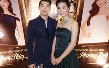 Trương Nam Thành tham dự buổi tiệc do bạn gái tổ chức vào cuối năm 2016. Ảnh: NVCC.