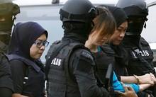 Đoàn Thị Hương trong một phiên tòa. (Nguồn: Malaysia Online)