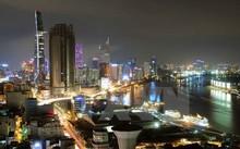 Một góc Thành phố Hồ Chí Minh. (Ảnh: An Hiếu/TTXVN)