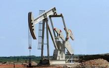 Giàn khoan dầu ở Tioga, Bắc Dakota, Mỹ tháng 5/2007. (Nguồn: AFP/ TTXVN)