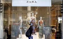 Một cửa hàng của Zara tại Madrid (Tây Ban Nha). Ảnh: Reuters