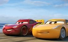 Cars 3 đang tiến băng băng tới ngôi đầu phòng vé Bắc Mỹ cuối tuần này. Phim phải tới 11/8 mới khởi chiếu tại Việt Nam. Ảnh: Disney.