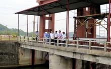 Công trình thủy lợi hồ Núi Cốc, thành phố Thái Nguyên.