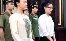 Hoa hậu Phương Nga kêu oan.