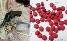Súng và ma túy được tìm thấy trong nhà Trần Thành Công
