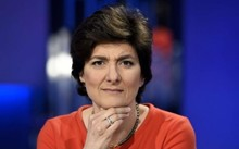 Bà Goulard, người vừa từ chức Bộ trưởng Quốc phòng Pháp. Ảnh: Sipa