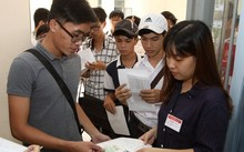 866.000 thí sinh cả nước làm thủ tục thi tốt nghiệp THPT quốc gia