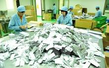Đóng gói thuốc thành phẩm tại một công ty dược trong nước.