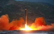 Tại sao tên lửa Triều Tiên đạt độ cao hơn 2.000km?