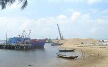 Xuất khẩu cát nhiễm mặn (ảnh minh hoạ)