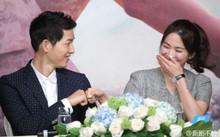 Cặp đôi quyền lực mới của showbiz Hàn.