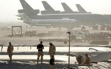 Căn cứ Al Udeid của Mỹ tại Doha. Ảnh: CNBC