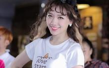Lần đầu thông tin và hình ảnh Hari Won xuất hiện trên truyền hình Hàn Quốc.
