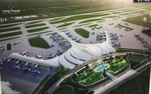 Một trong 3 phương án thiết kế Sân bay Long Thành được lựa chọn