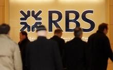 Ngân hàng Hoàng gia Scotland vẫn thuộc sở hữu của chính phủ Anh - Ảnh: AFP