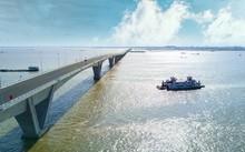 Cây cầu vượt biển bị bắt lỗi đang trong quá trình khắc phục các sai sót kỹ thuật