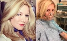 Heather Poole chia sẻ tình trạng sức khỏe trên trang cá nhân. Ảnh: Nypost.