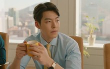 Là ngôi sao có hình tượng tích cực, đầy đủ yếu tố ngoại hình nên Kim Woo Bin khá đắt show quảng cáo. Ảnh: Nate.