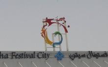 Khu trung tâm mua sắm Doha Festival City tại Doha, Qatar - Ảnh: Reuters
